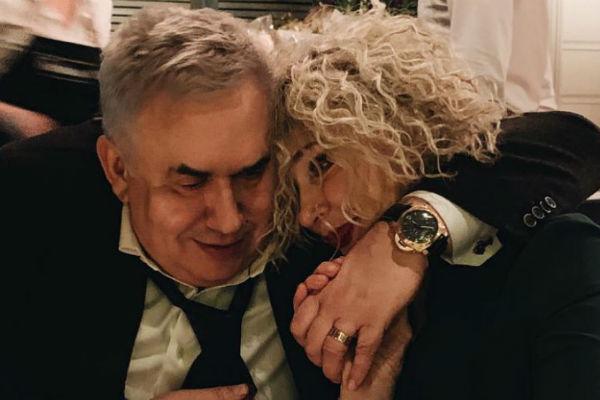 Актер считает Татьяну Васильеву своим самым близким другом