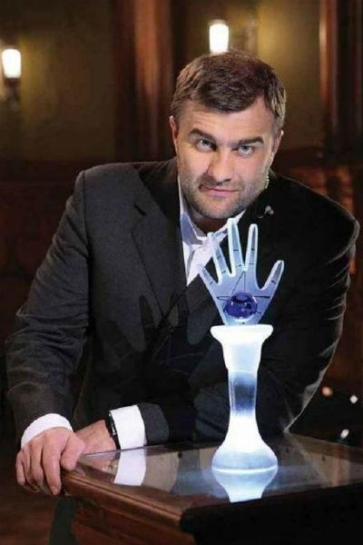 Михаил Пореченков был ведущим программы с первого по седьмой сезон
