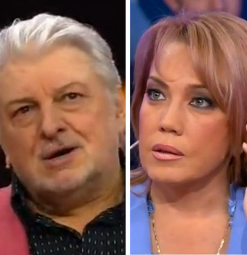 Вячеслав Добрынин и Азиза