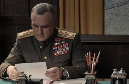Александр Балуев сыграл маршала Жукова