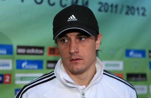 Вратарь Дмитрий Яшин