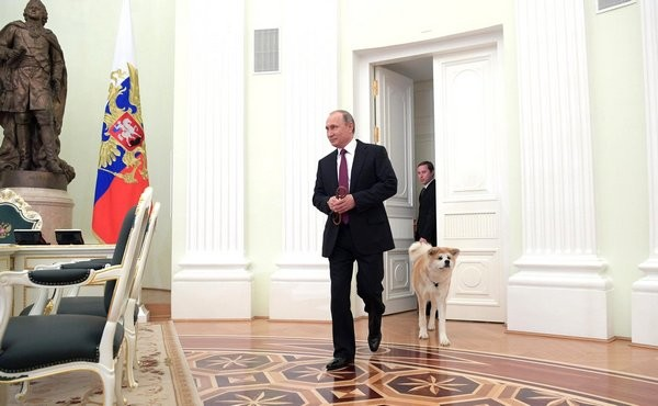Встреча президента с японскими журналистами состоялась в Кремле
