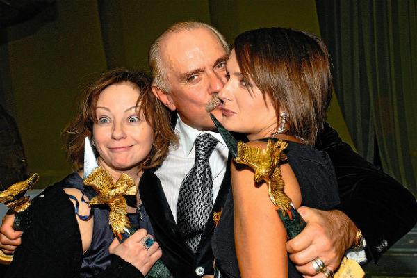 Порошина является одной из самых востребованных актрис России