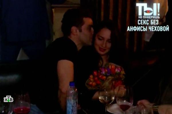 Гурам Баблишвили с новой девушкой Юлией