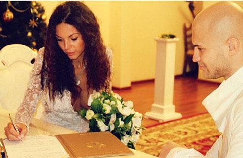 Денис и Оксана, наконец, официально стали мужем и женой
