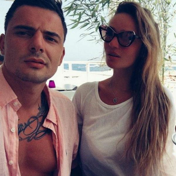 Антон Коротков и Алена Водонаева