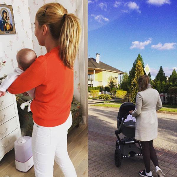 Трогательная встреча Юлии Николаевой с младшей сестренкой Вероникой