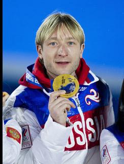 Евгений Плющенко на Олимпиаде-2014 в Сочи