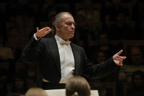В рамках фестиваля состоится концерт оркестра и хора Мариинского театра под руководством Валерия Гергиева