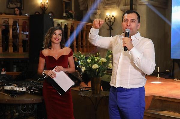 Ксения Бородина и Борис Авакян