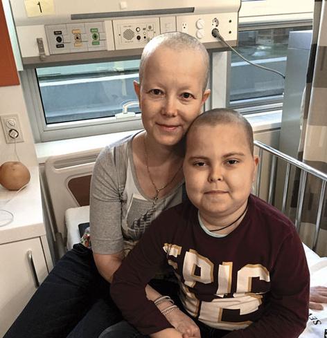 Ольга и Влад сейчас снова улетели на лечение в Корею