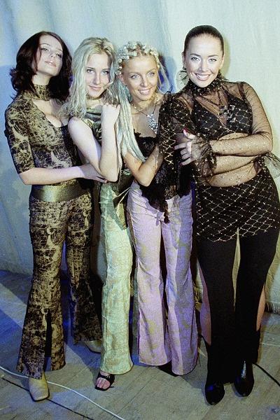 В 2003-м Жанна покинула группу