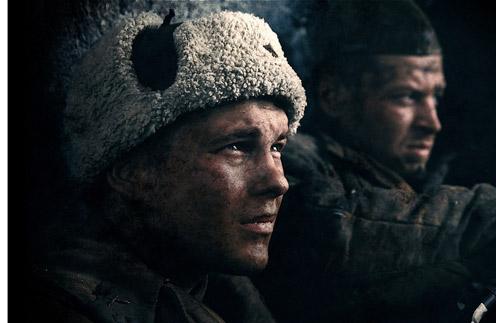Кадр из фильма Федора Бондарчука «Сталинград»