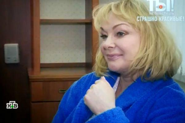 Ирина Цывина активно борется с признаками старения