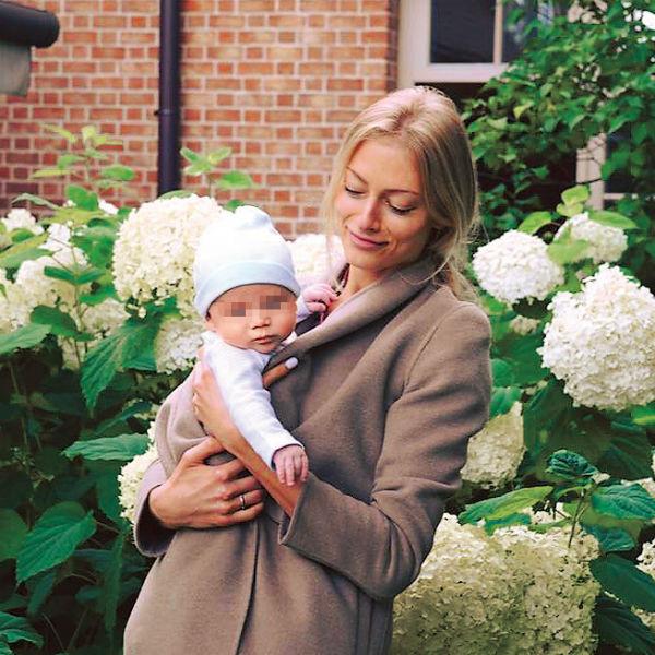 Рождение первенца Лиза с супругом держали в тайне