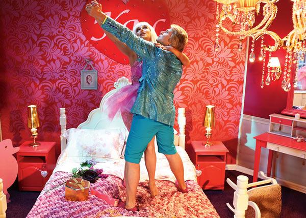 В декабре мы узнаем, ограничились ли постельные сцены только танцами на кровати