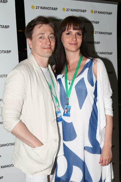 Сергей и Анна стали счастливыми родителями