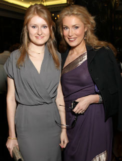 Мария Шукшина с дочерью Анной