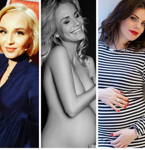 Отчаянные мамочки: как беременные звезды разрушают стереотипы