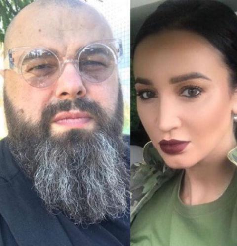 Максим Фадеев и Ольга Бузова