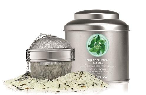 Чай для ванны  «Зеленый чай»