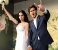 Сарина Турецкая и Торнике Церцвадзе устроили свадебное торжество в Грузии