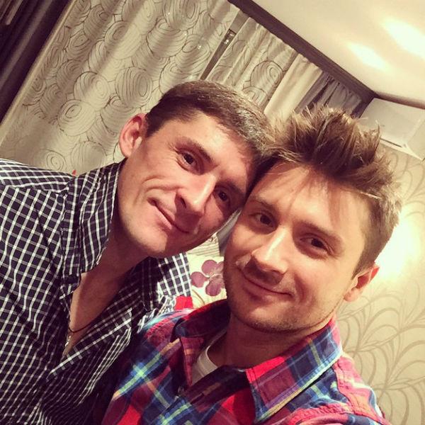Павел и Сергей всегда были очень близки