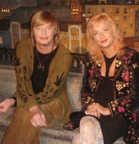 Андрей Григорьев-Аполлонов и его сестра Юлия