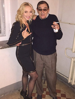 Кристина Орбакайте и Анатолий Мукасей