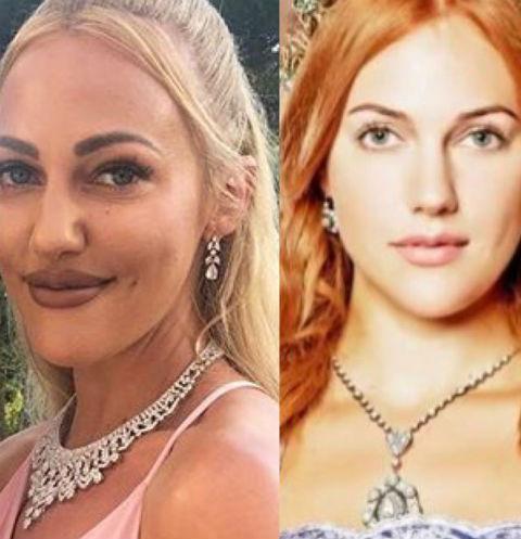 По мнению пользователей Сети, актриса стала выглядеть гораздо хуже