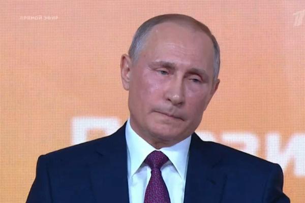 Владимир Путин дал ответ Михаилу Зубу