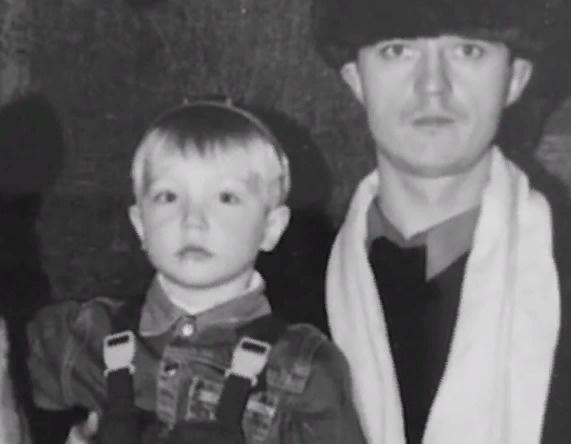 Мужчина на фото — родной отец Сергея Зверева-младшего