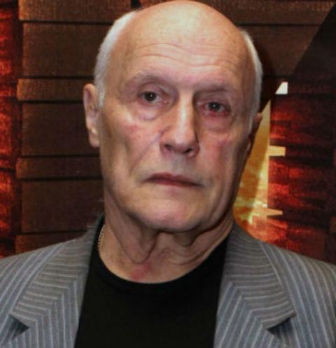 Актер Александр Пороховщиков