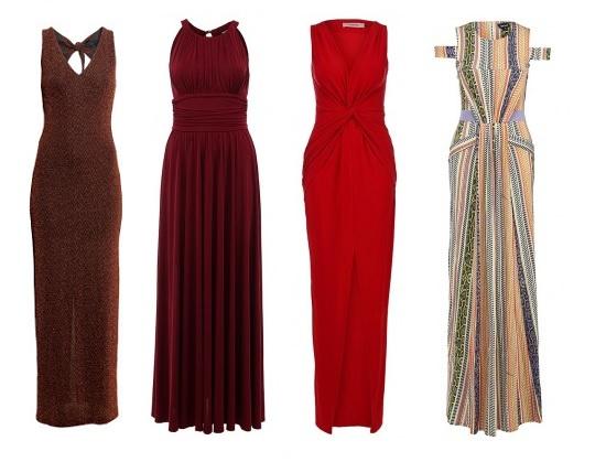 Слева направо: H&M, MadaM T, TrendyAngel, Just Cavalli