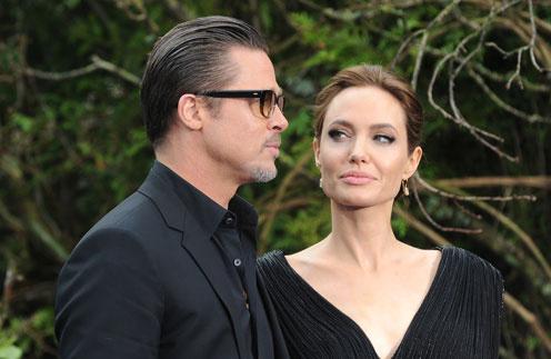 Анджелина и Брэд уже считают себя семьей