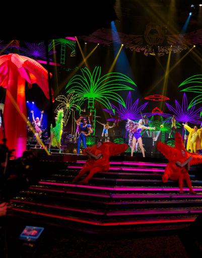 Ани Лорак вложила всю душу в грандиозный концерт