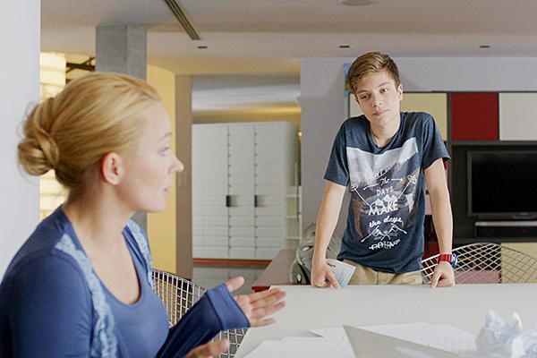Егор Клинаев появился в третьем сезоне сериала ТНТ