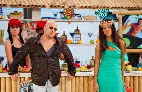 Дмитрий Нагиев и Катрин