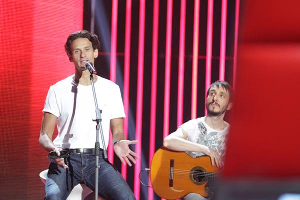 Даниил Градский исполнил со сцены песню Эрика Клэптона  «Tears in heaven».