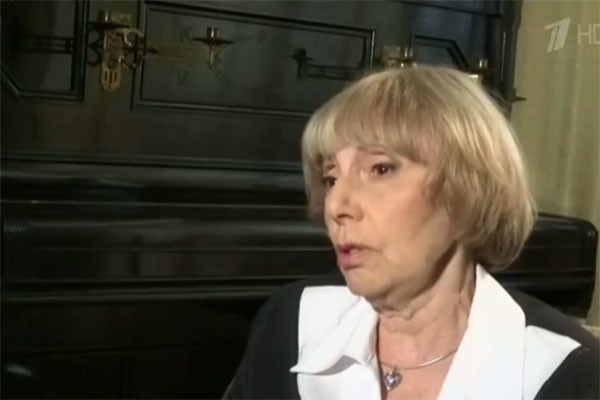Подруга Маргариты Тереховой Наталья Верова