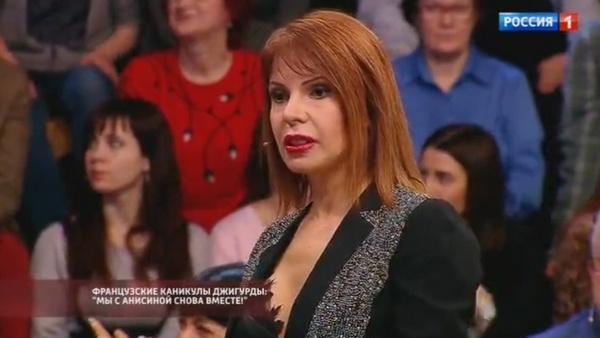 Наталья Штурм считает, что шоумен предпочел ее Марине Анисиной