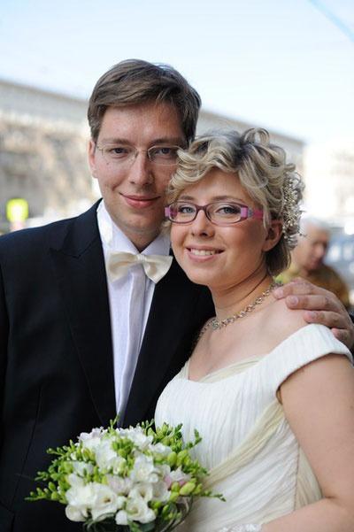 Внучка Гагарина Екатерина вышла замуж в 2011 году