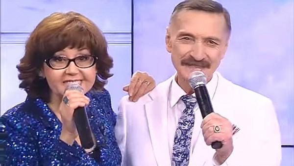 В прошлом году Ядвига Поплавская и Александр Тиханович отметили рубиновую свадьбу