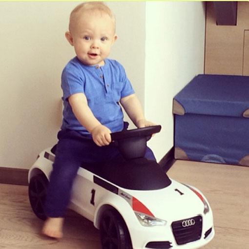 Алекс Малафеев в свой первый день рождения
