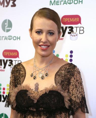 Ксения Собчак и Константин Богомолов перестали скрывать роман
