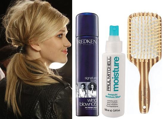 Redken Спрей для объема и фиксации в движении Wind Blown 05, Paul Mitchell Увлажняющий спрей для волос Moisture, Healthy Hair Щетка для волос