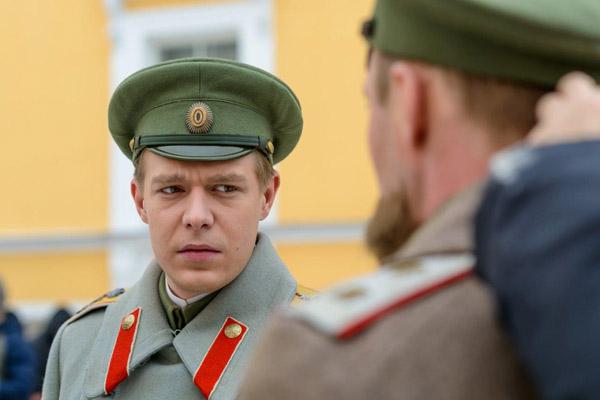 """Никита Ефремов в сериале """"Распутин"""""""