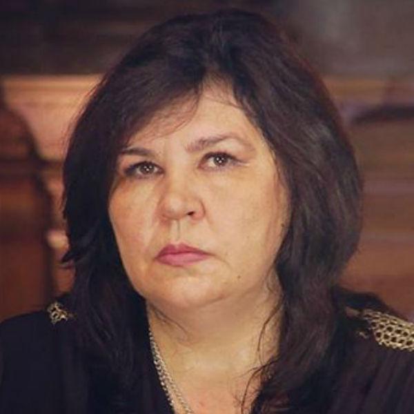 Надежда Шевченко пришла на проект по совету Виктории Райдос