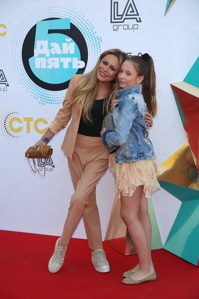 У Юлии Началовой осталась 12-летняя дочь