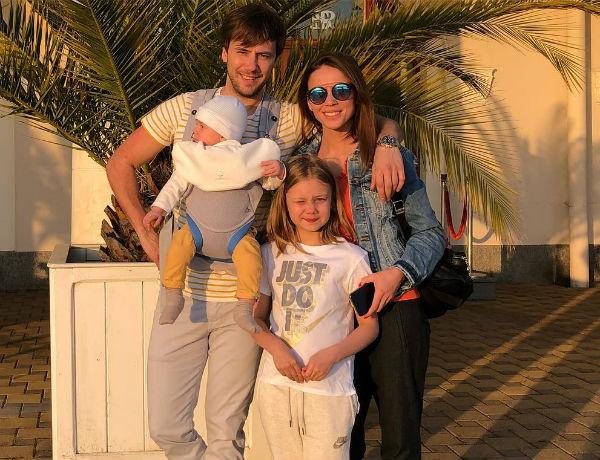 Лилия нашла общий язык с дочерью Ивана